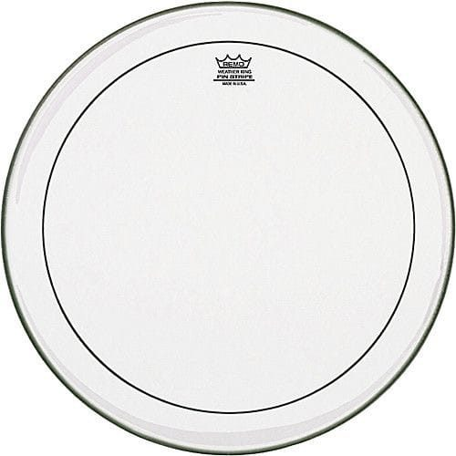 Remo Pinstripe 8 Inch Clear Batter Drum Head