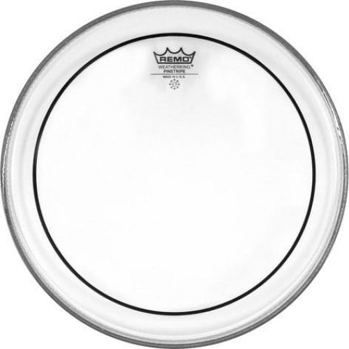 Remo Pinstripe 13 Inch Clear Batter Drum Head