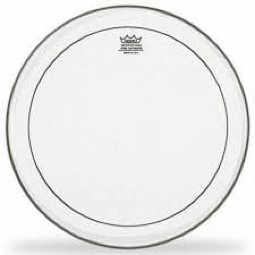 Remo Pinstripe 14 Inch Clear Batter Drum Head