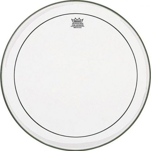 Remo Pinstripe 18 Inch Clear Batter Drum Head