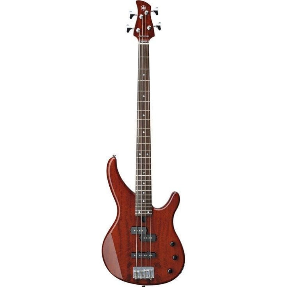 Yamaha TRBX174EW-RB Electric Bass Guitar Exotic Wood Root Beer