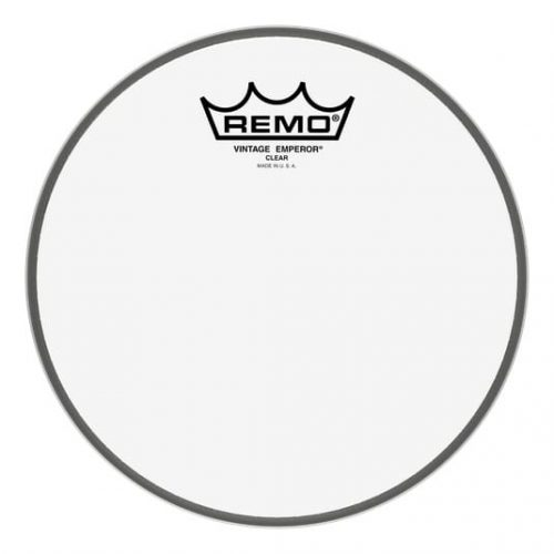 Remo Vintage Emperor 8 Inch Clear Batter Drum head
