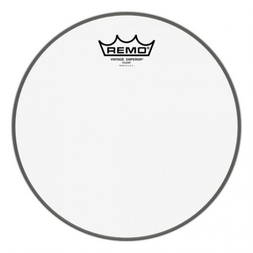 Remo Vintage Emperor 10 Inch Clear Batter Drum head
