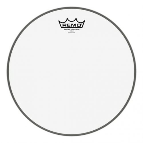 Remo Vintage Emperor 12 Inch Clear Batter Drum head