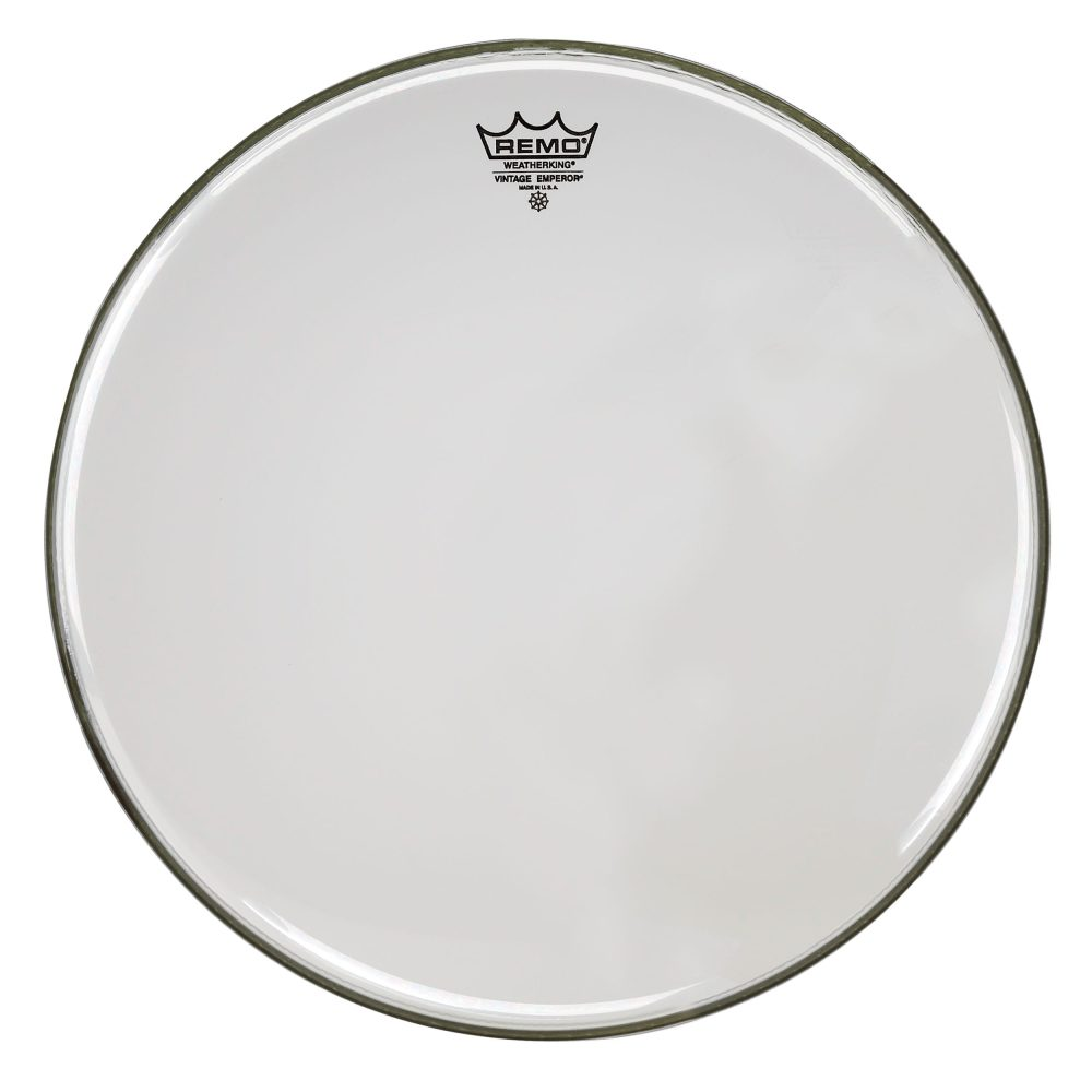 remo vintage emperor 14 inch clear batter drum head winston music. Black Bedroom Furniture Sets. Home Design Ideas