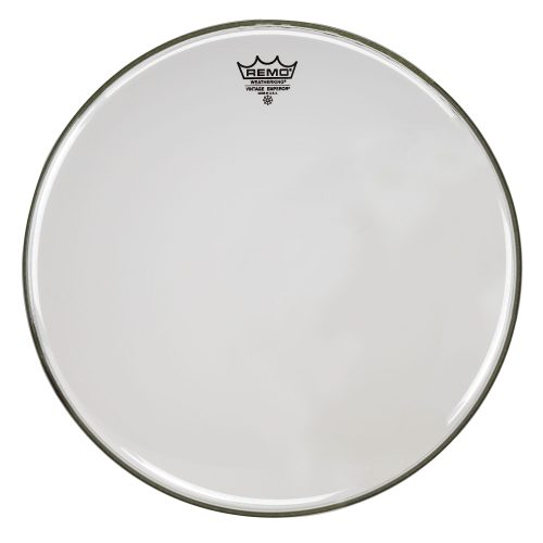 Remo Vintage Emperor 14 Inch Clear Batter Drum head