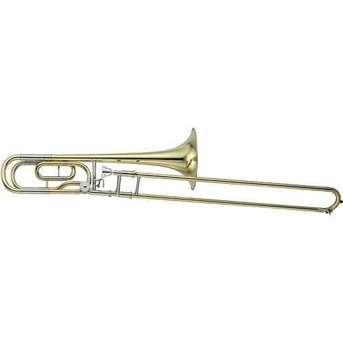 Yamaha YSL-640 Tenor Trombone with F Attachment