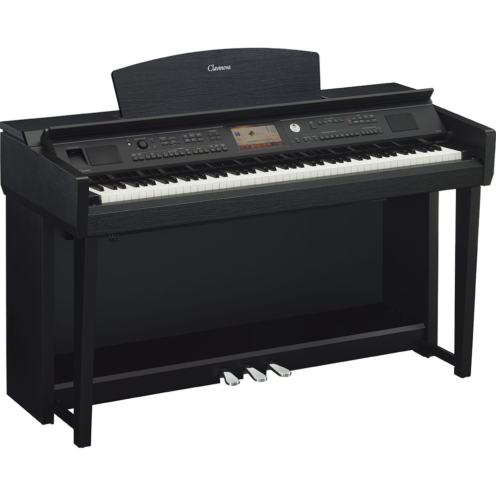 CVP705 Yamaha Digital Piano w/bench Black (CVP705B)