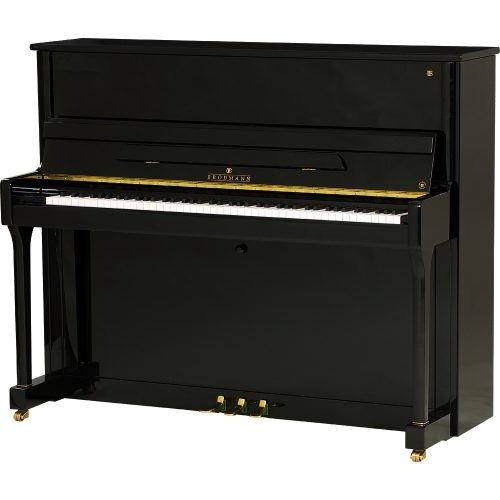 Brodmann PE-121 Upright Piano Polished Ebony