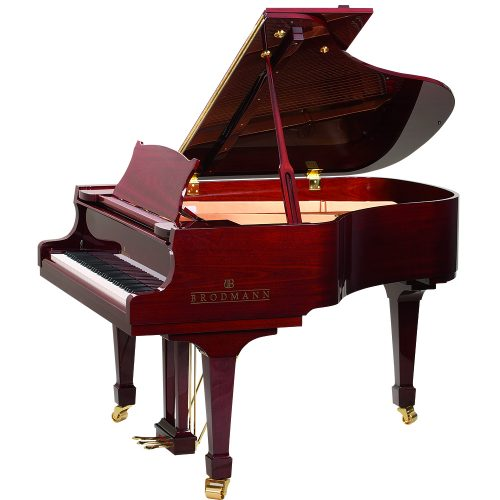 Brodmann PE-162 Grand Piano Polished Bubinga