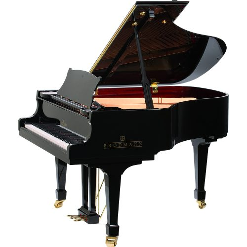 Brodmann PE-162 Grand Piano Polished Ebony