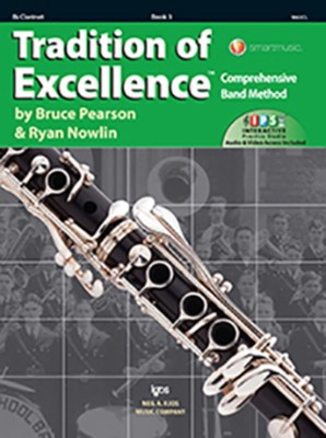 Tradition of excellence book 3 trumpet